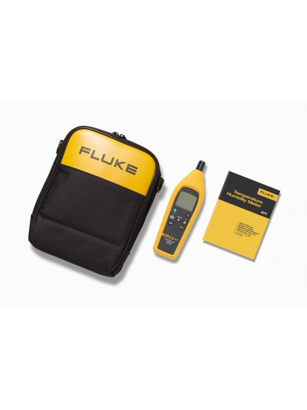 Fluke 971 Temperature Humidity Meter   Unique Control System
